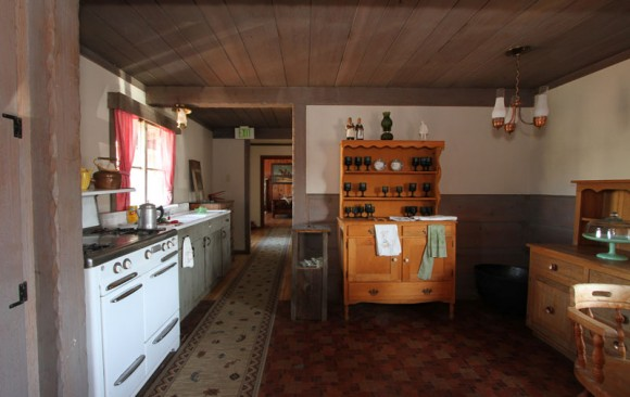 Historic Olaf House Kitchen